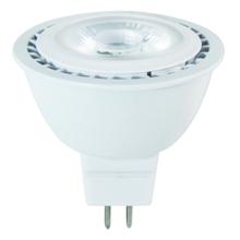 SATCO S8644 8W 40/' Beam 5000K 90CRI 12V MR16 Energy Savings LED White Light Bulb
